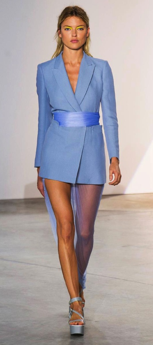 HUSSEIN CHALAYAN: DESIGNER FOR VIONNET'S NEXT DEMI-COUTURE ...