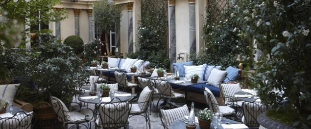 Ralph s restaurant mod 39 art mba fashion blog - Ralph lauren restaurant paris ...
