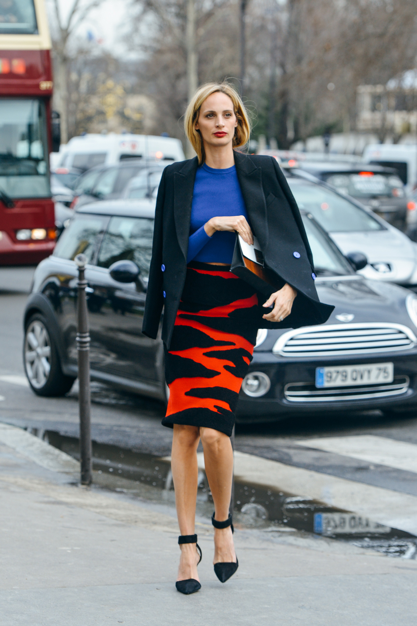 Styles Rocking The Streets Of Paris Fashion Week 2015