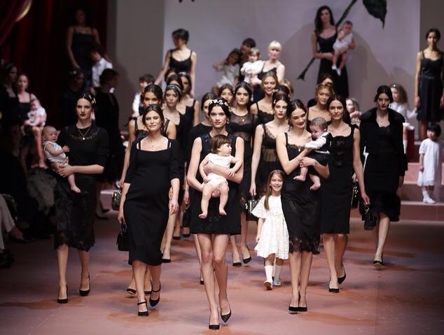 Italy Fashion Dolce & Gabbana